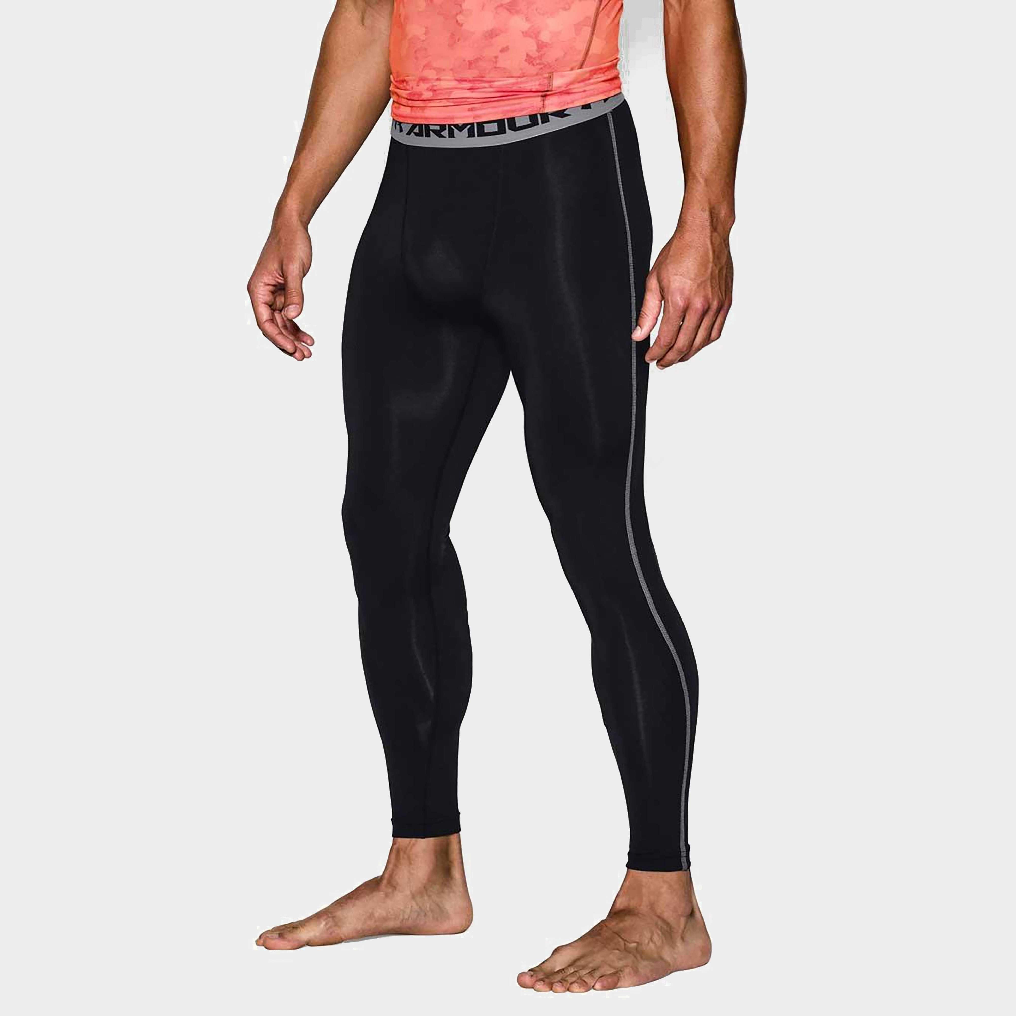 UNDER ARMOUR Men's HeatGear® Armour Compression Leggings