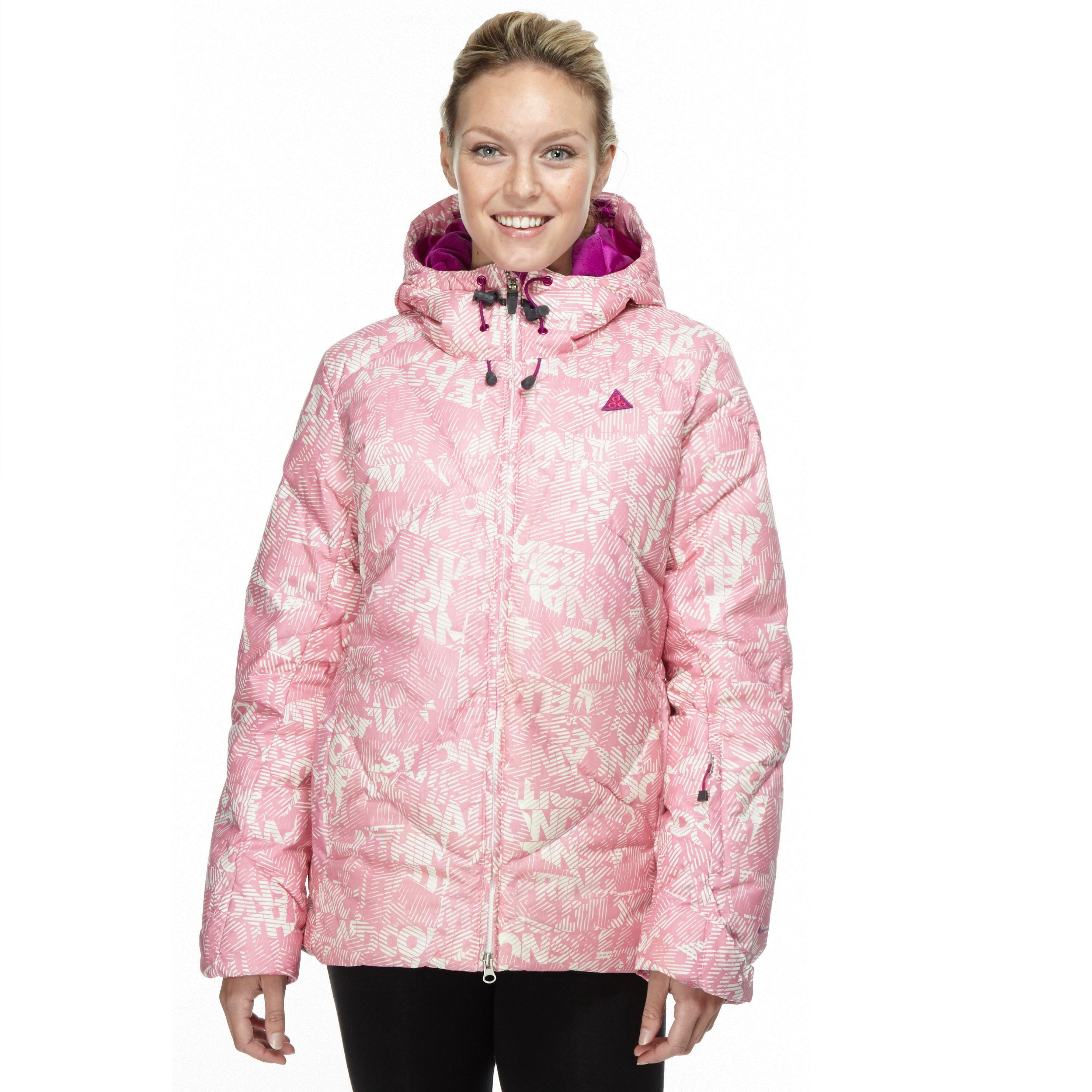 Nike Womens Thermo Down Jacket Pink