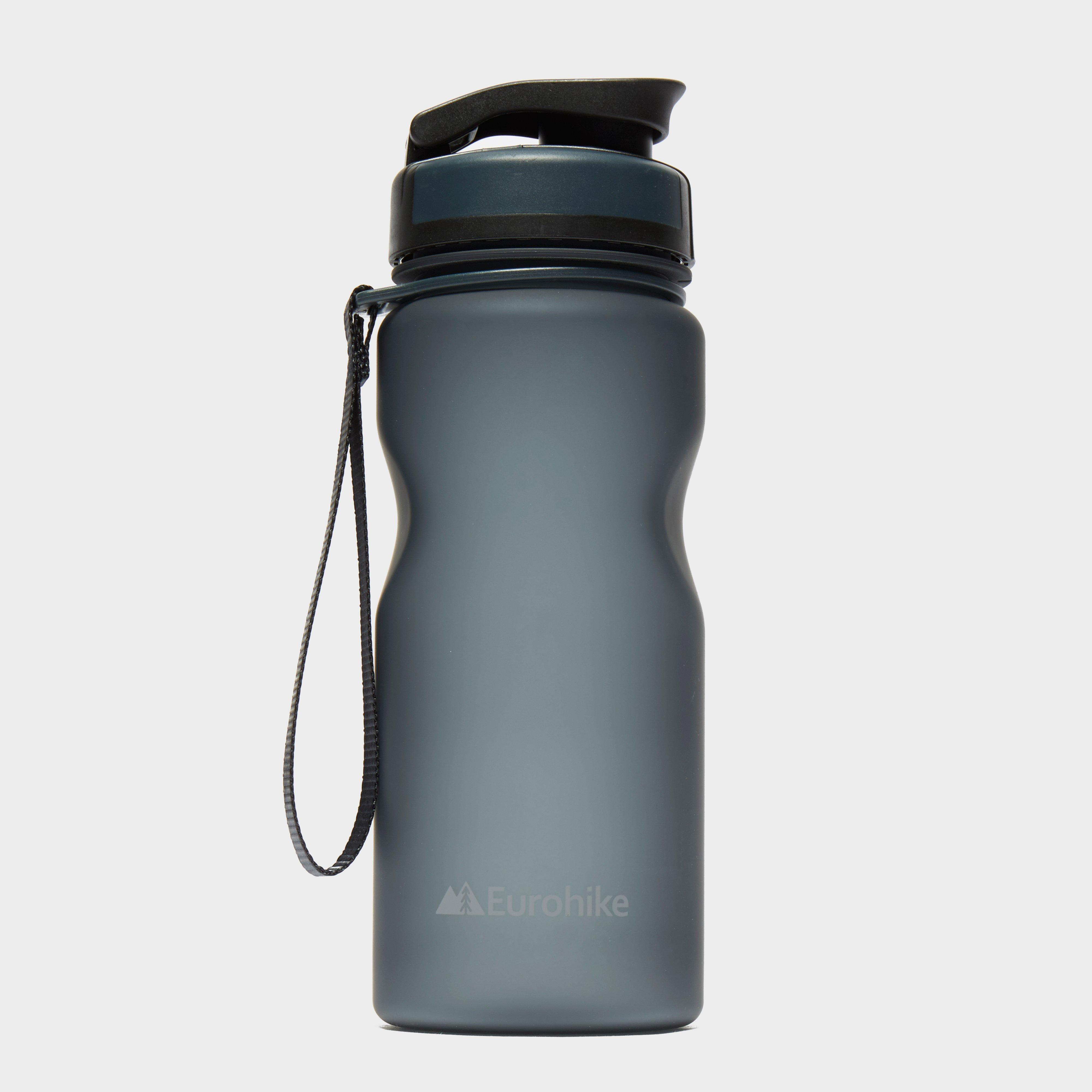 Eurohike Flip Bottle 650ml, Grey/DGY