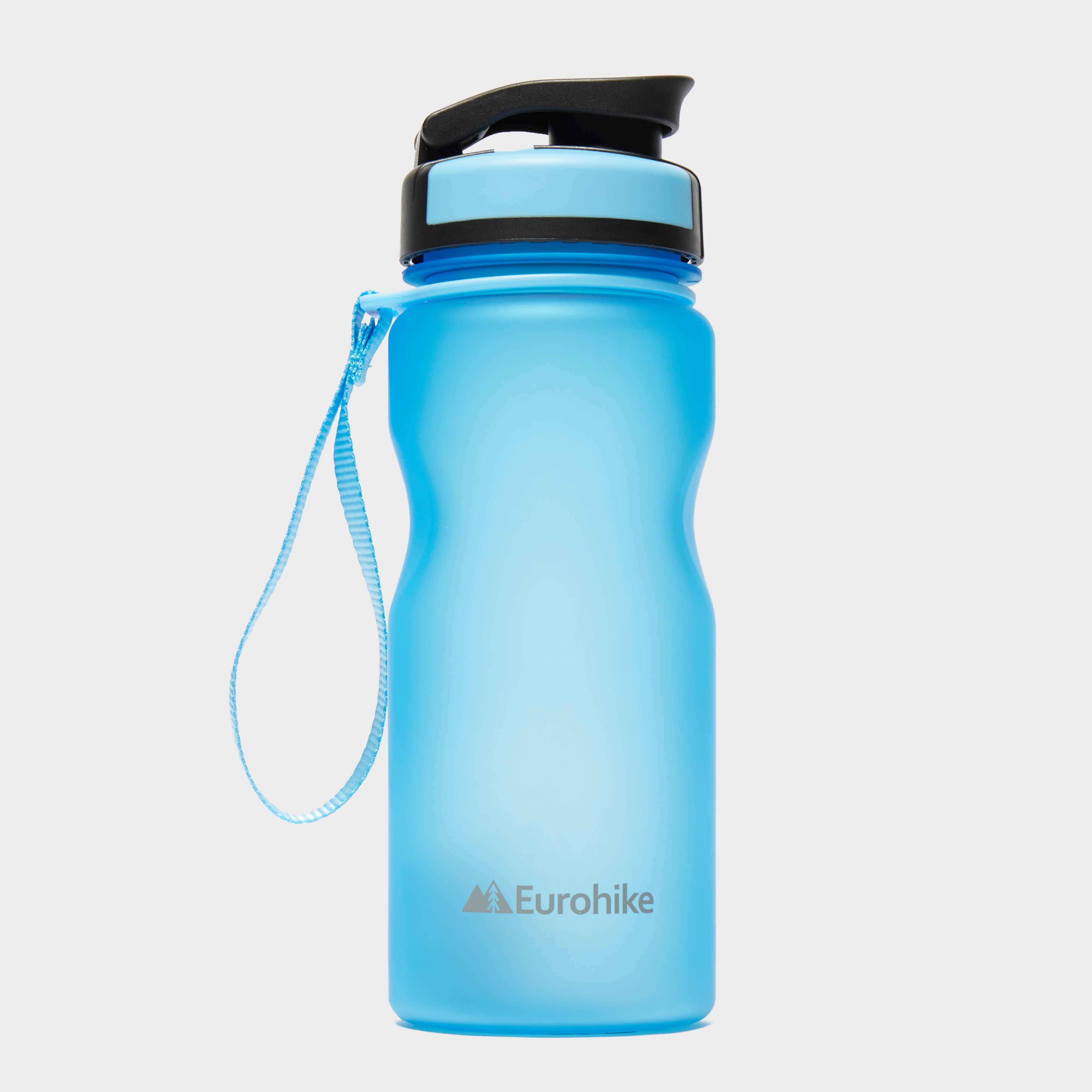 Eurohike Flip Bottle 650ml, Blue/LBL