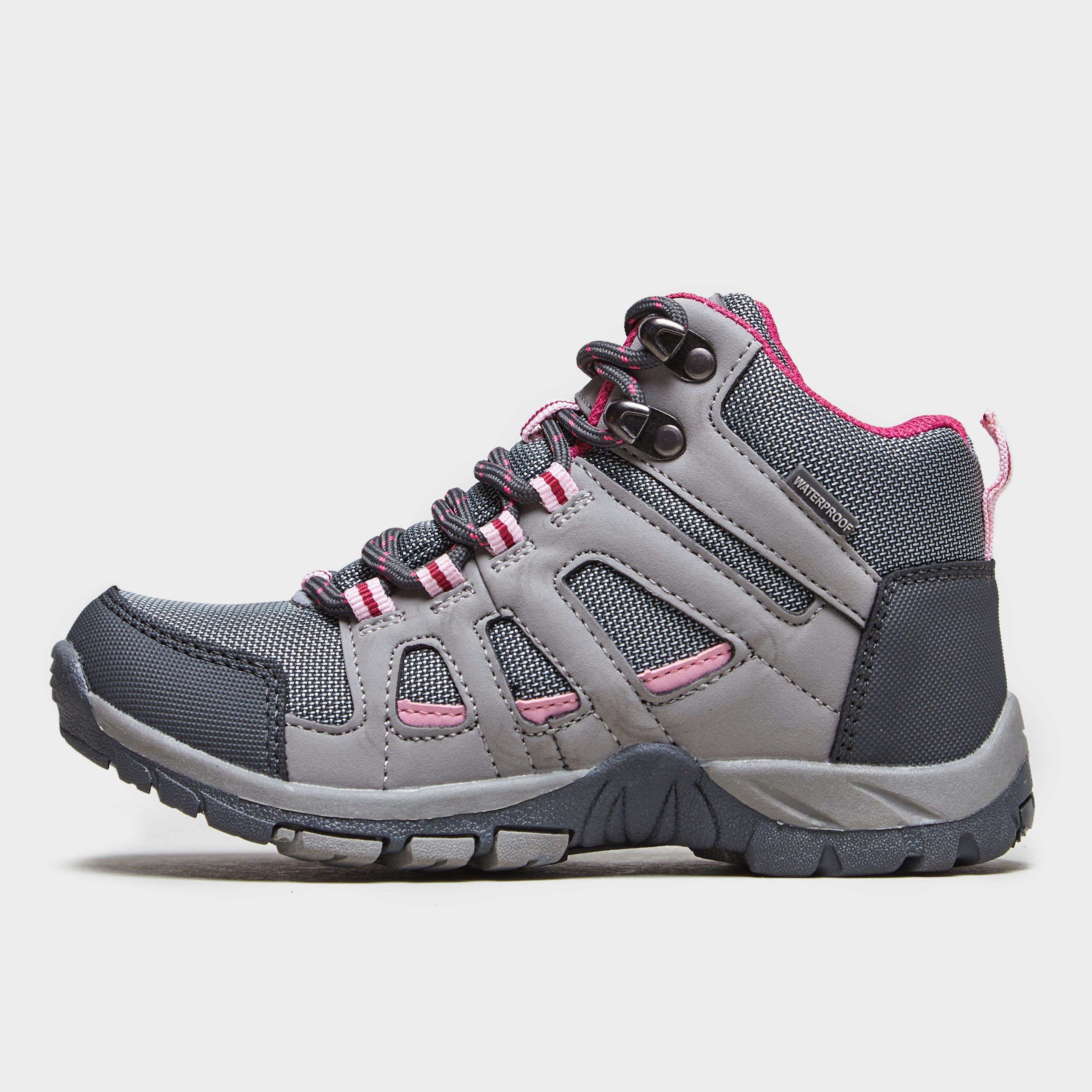 PETER STORM Girls' Headley Waterproof Mid Walking Boot