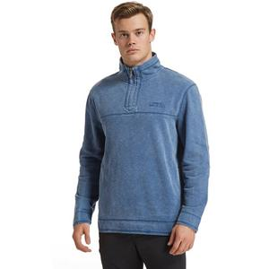 WEIRD FISH Men's Naga Quarter Zip Fleece