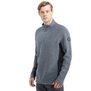 WEIRD FISH Men's Siren Quarter Zip Fleece