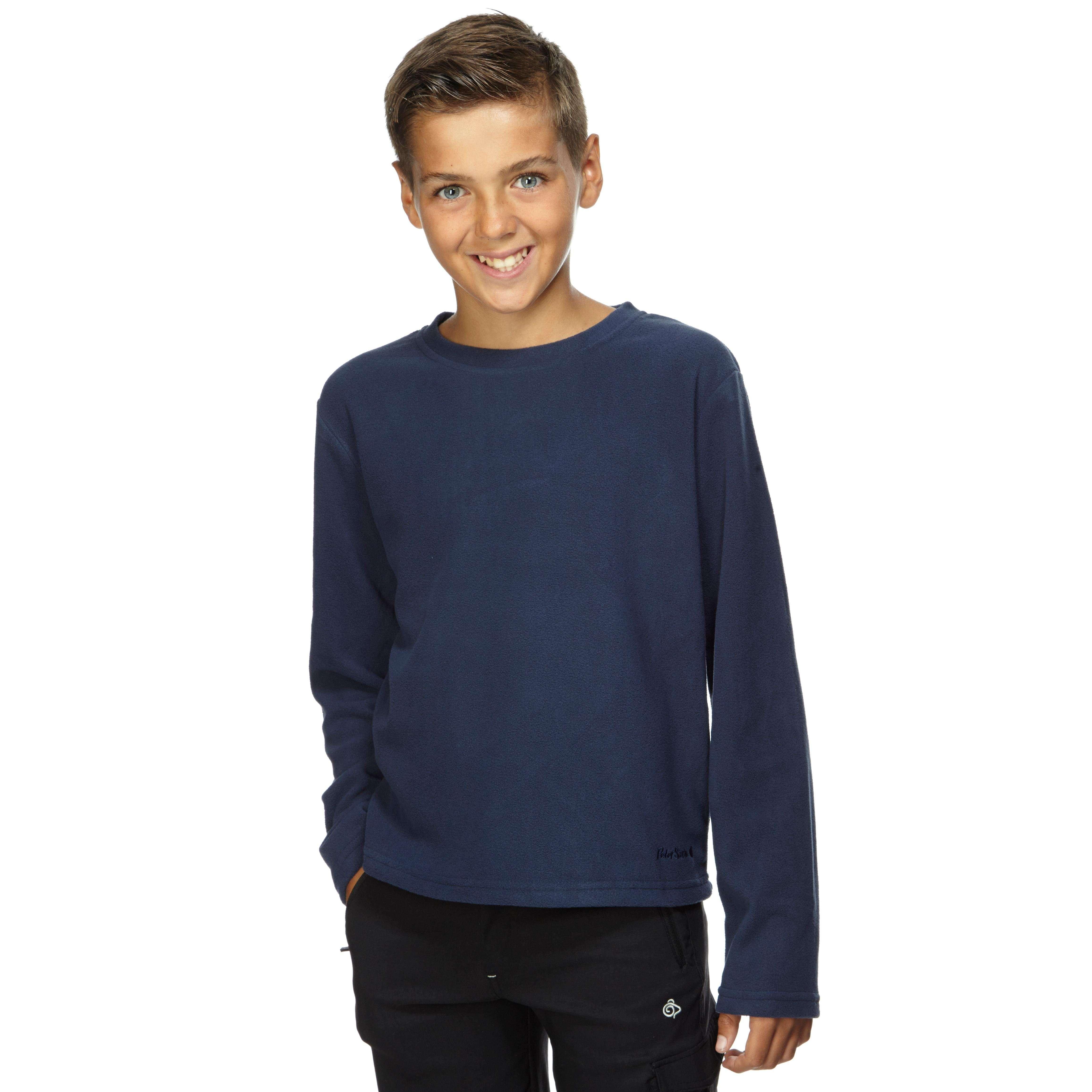 PETER STORM Kids' Unisex Coniston Crew Neck Fleece