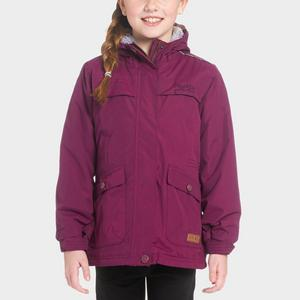 REGATTA Girls' Mintaka Waterproof Jacket