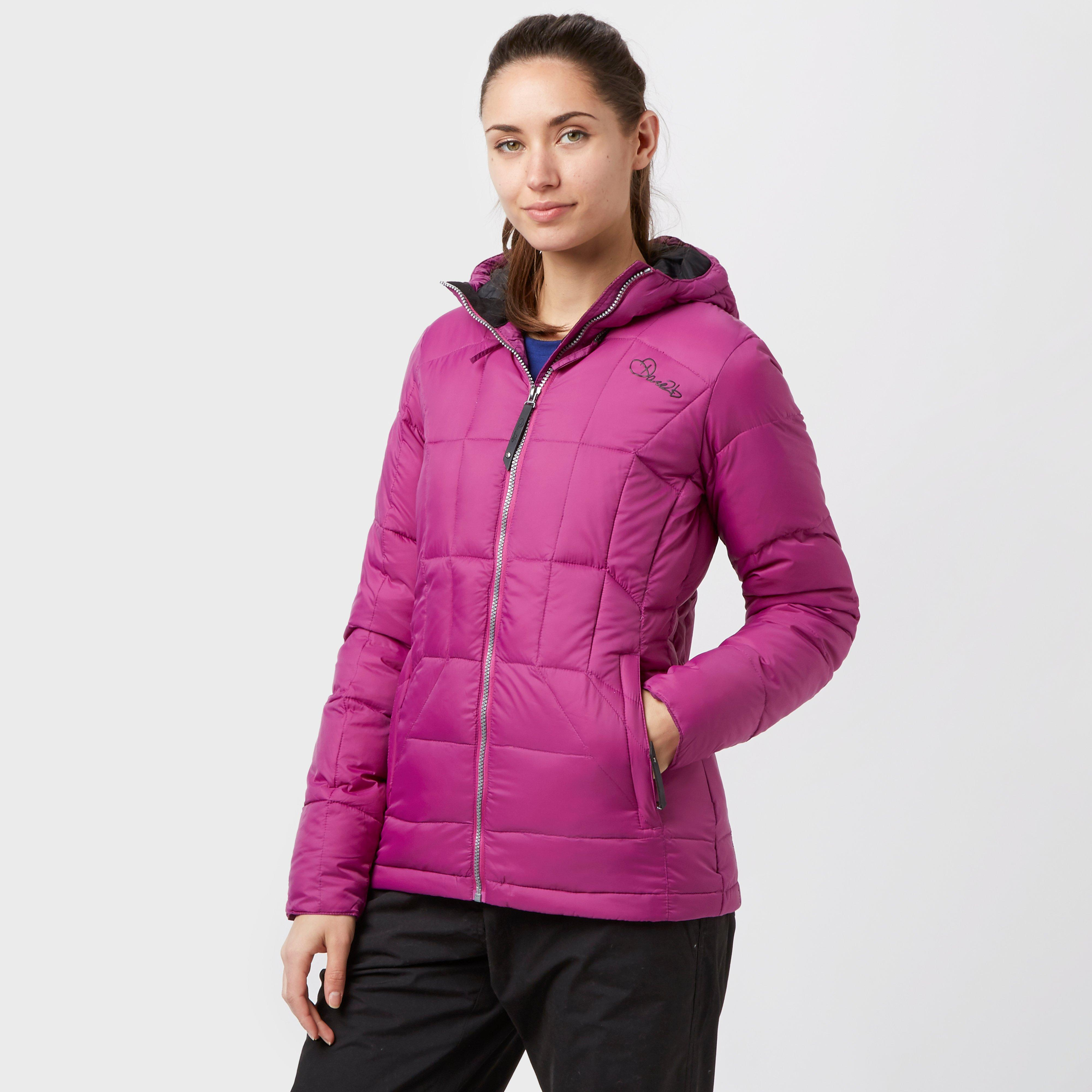 Dare 2B Womens Fulfilled Down Jacket Purple