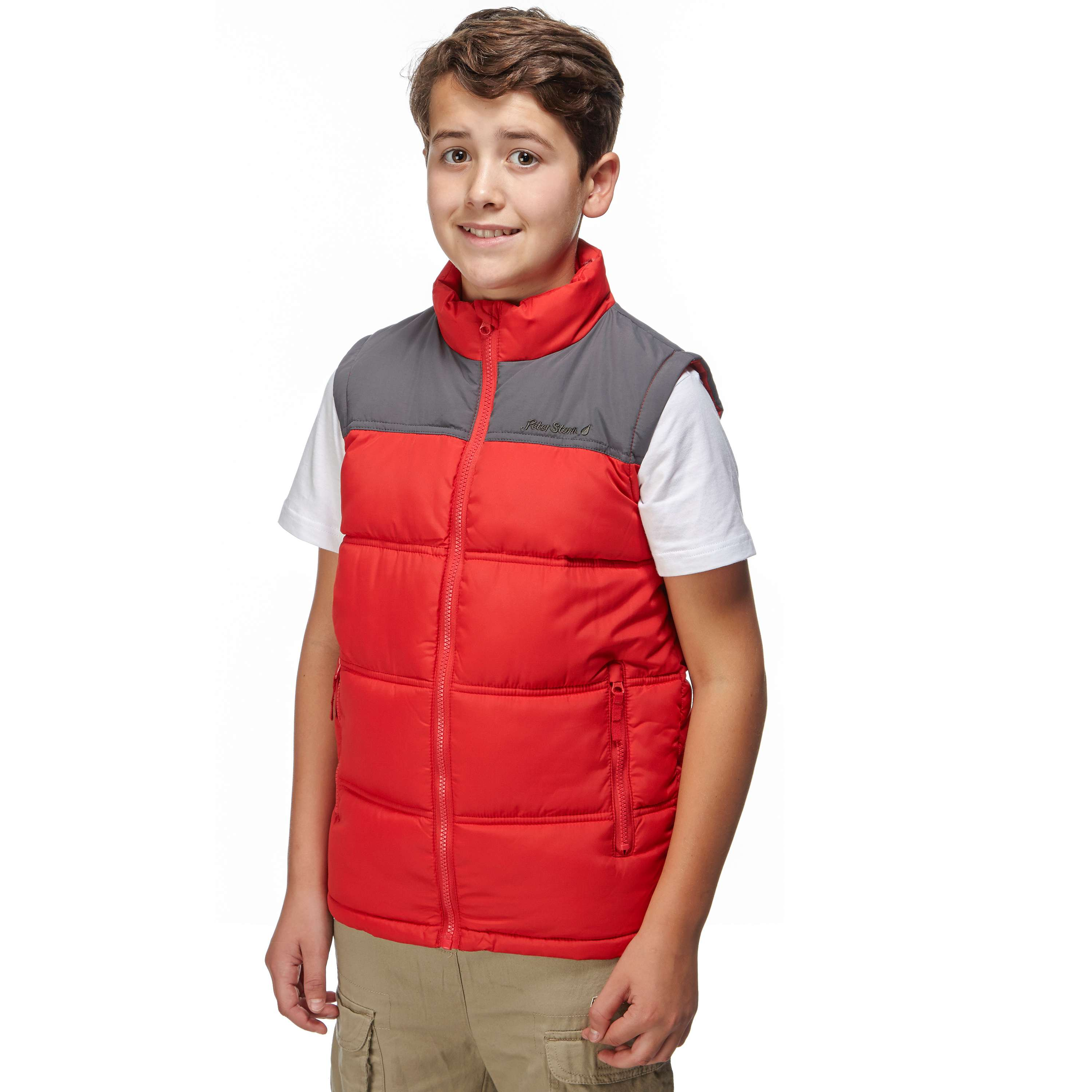 PETER STORM Boys' Ice Insulated Gilet