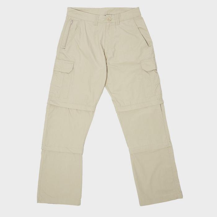 Mens Ramble Double ZipOff Trousers (Short)