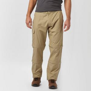 PETER STORM Men's Ramble Double Zip-Off Trousers Long