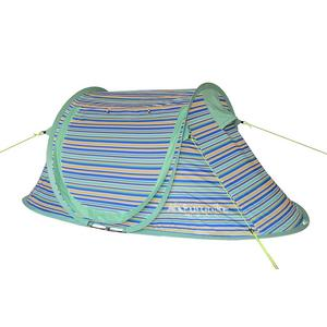EUROHIKE Stripe Pop Up 2 Man Tent