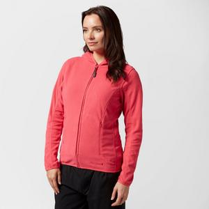 PETER STORM Women's Full Zip Hooded Microfleece