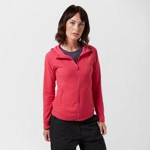 PETER STORM Women's Micro Striped Fleece Hoody