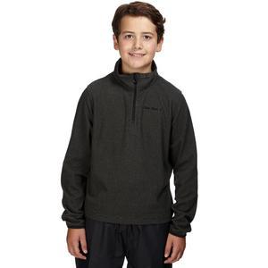 PETER STORM Boys' Half Zip Mini Stripe Fleece