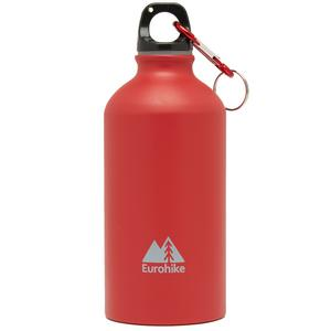 EUROHIKE Aqua 0.5L Aluminium Water Bottle