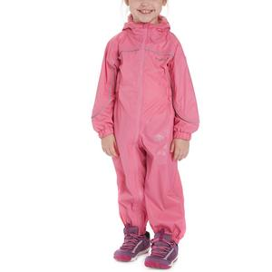REGATTA Girls' Puddle II Puddlesuit