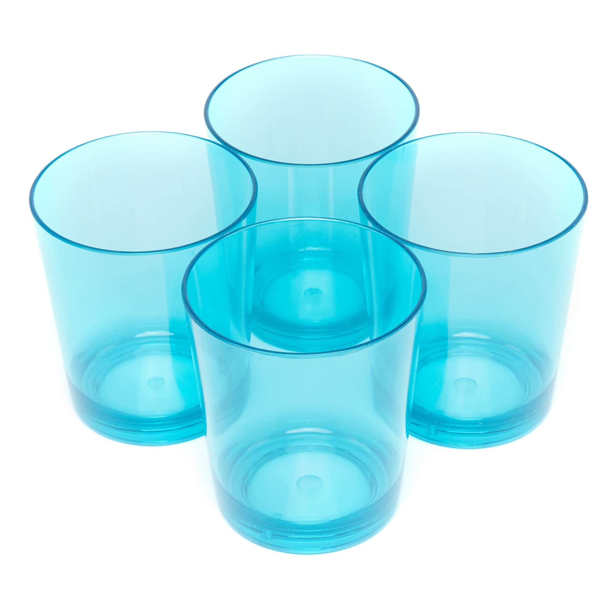 EUROHIKE Tumbler Glasses (4 Pack)