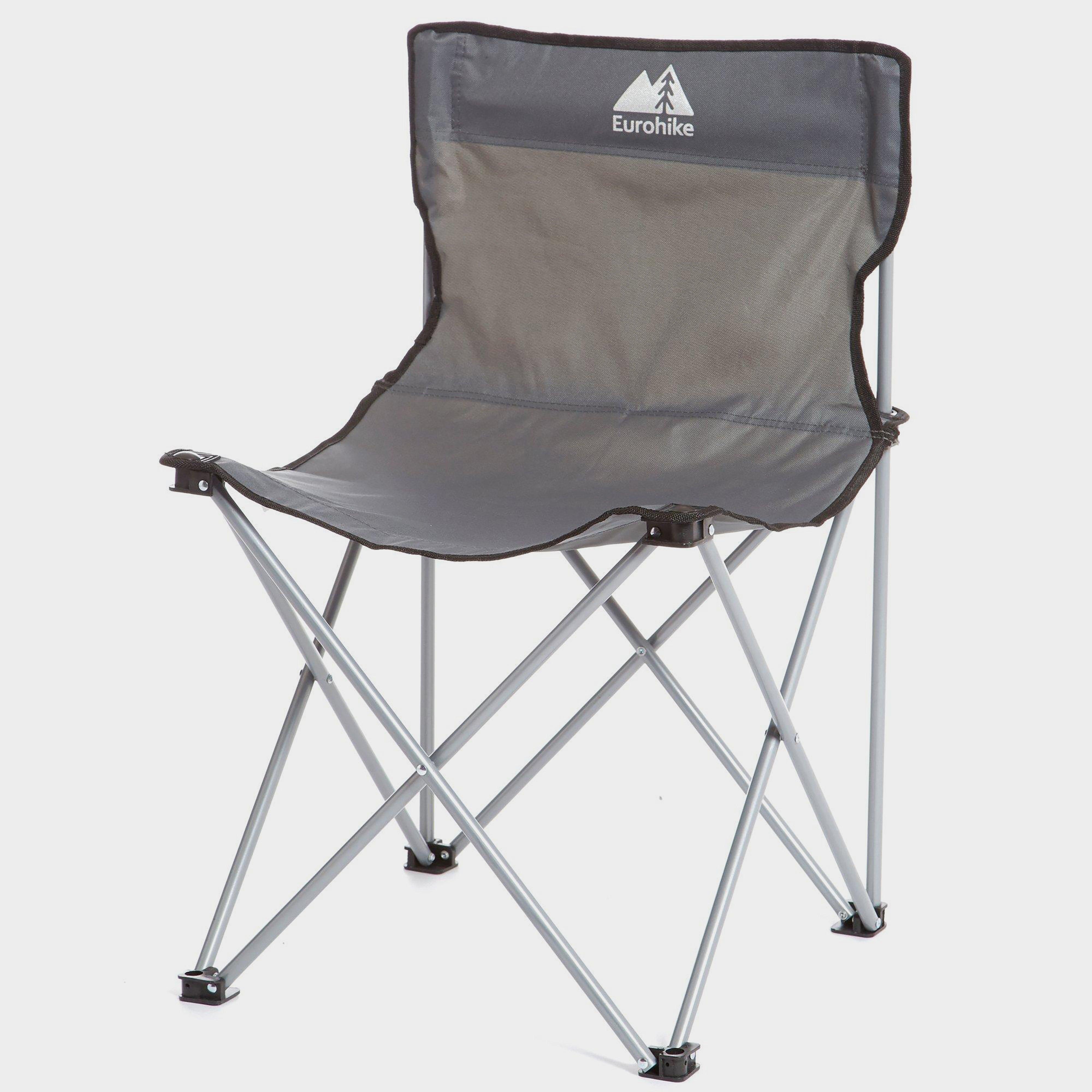 Eurohike Lowland Folding Chair Grey
