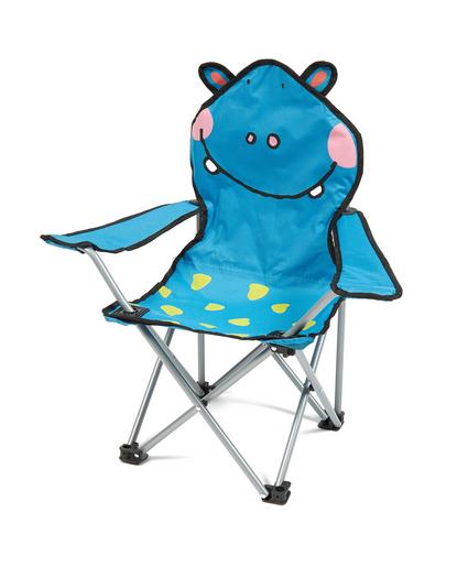 eurohike kids 39 hippo chair