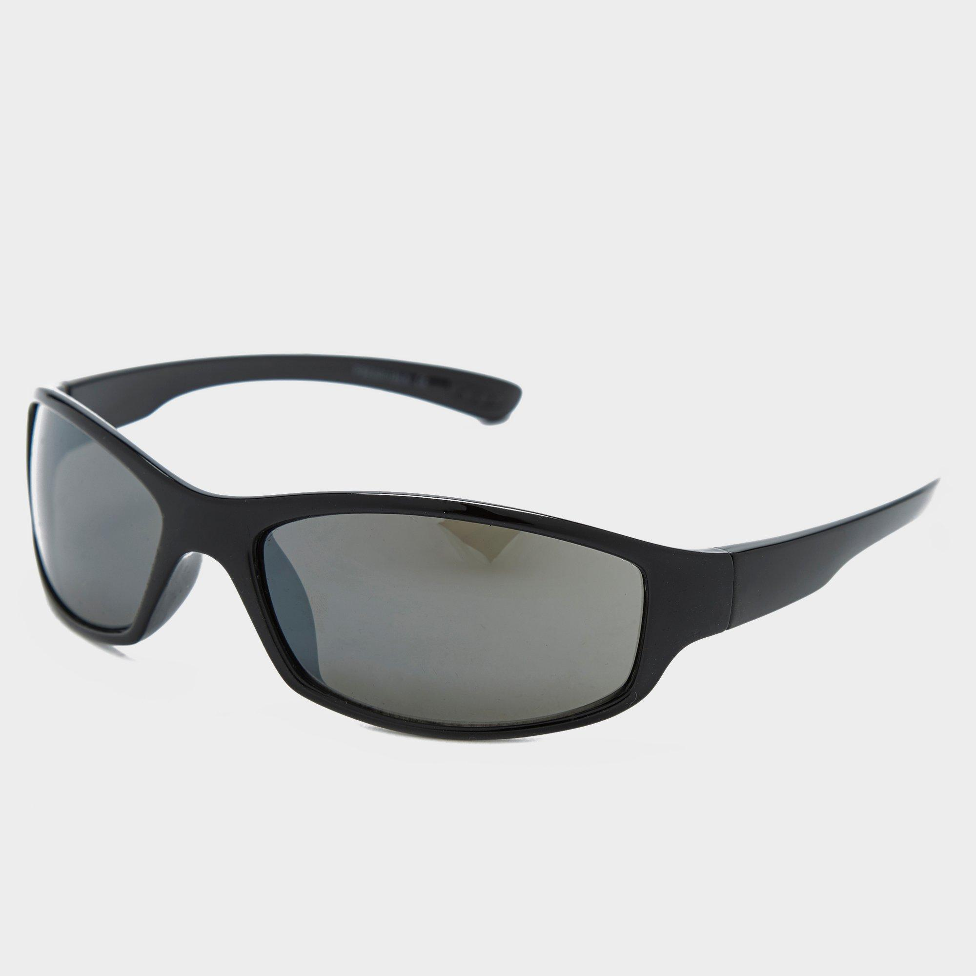 Peter Storm Men's Sport Wrap-Around Sunglasses, Black