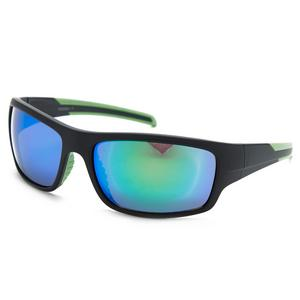 PETER STORM Men's Sport Rectangle Wrap-Around Sunglasses