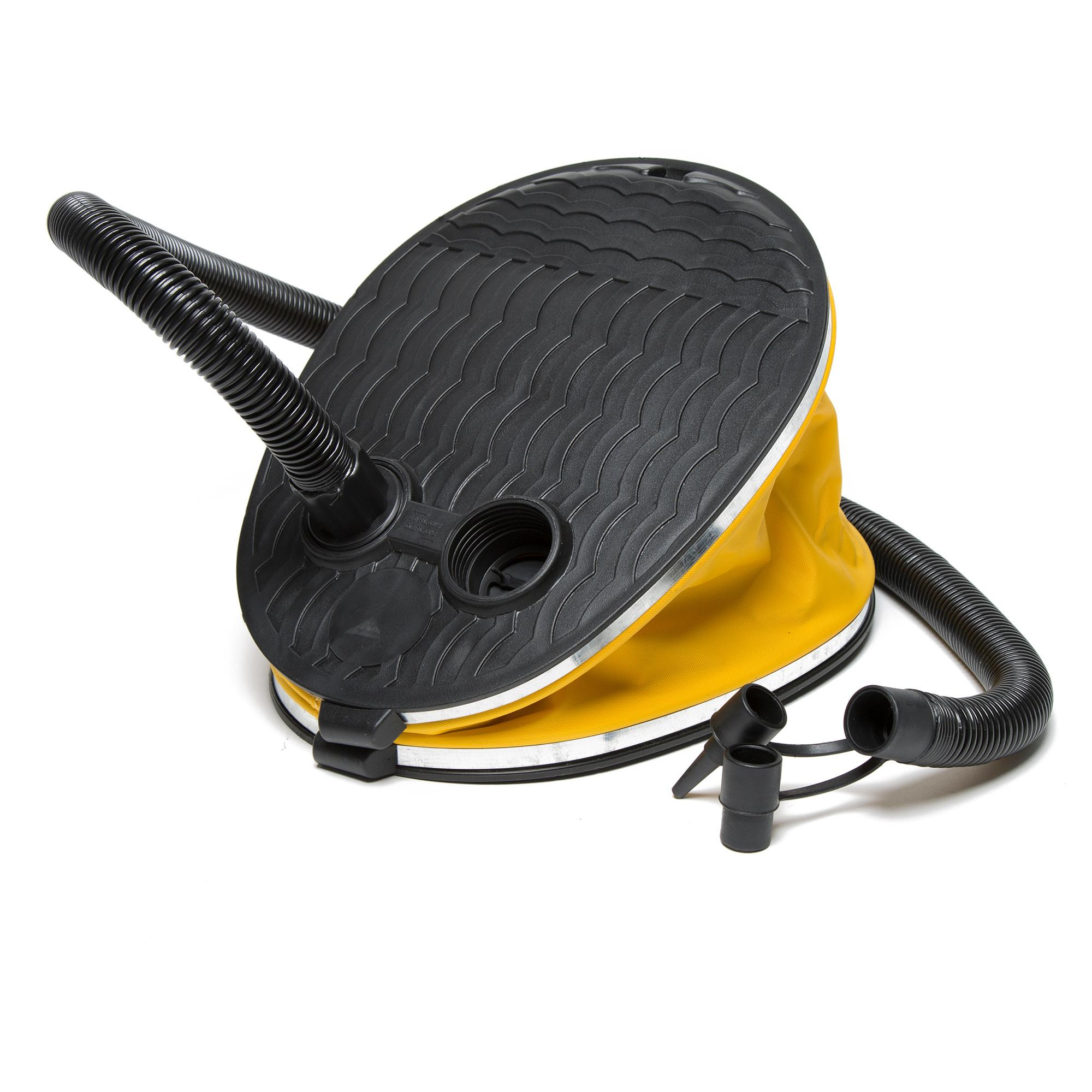 Eurohike 5l Bellows Foot Pump - Multi/pump  Multi/pump