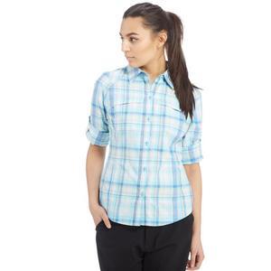 COLUMBIA Women's Silver Ridge™ Long Sleeve Ridge Shirt