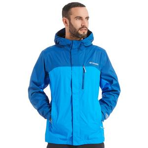 COLUMBIA Men's Pouring Adventure Omni-Tech Jacket