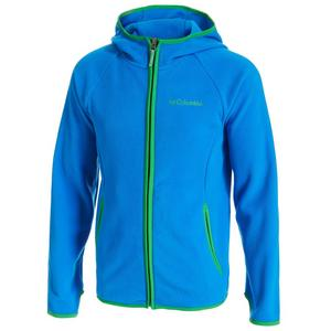 COLUMBIA Boy's Fast Trek Hooded Fleece