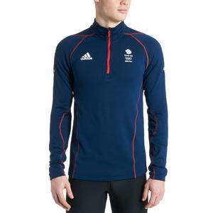 COLUMBIA Men's Sochi 2014 Half Zip Fleece