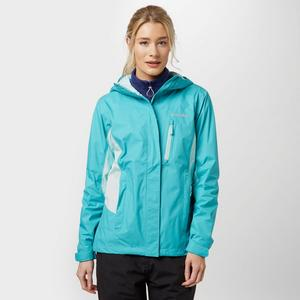 COLUMBIA Women's Pouring Adventure Omni-Tech™  Jacket