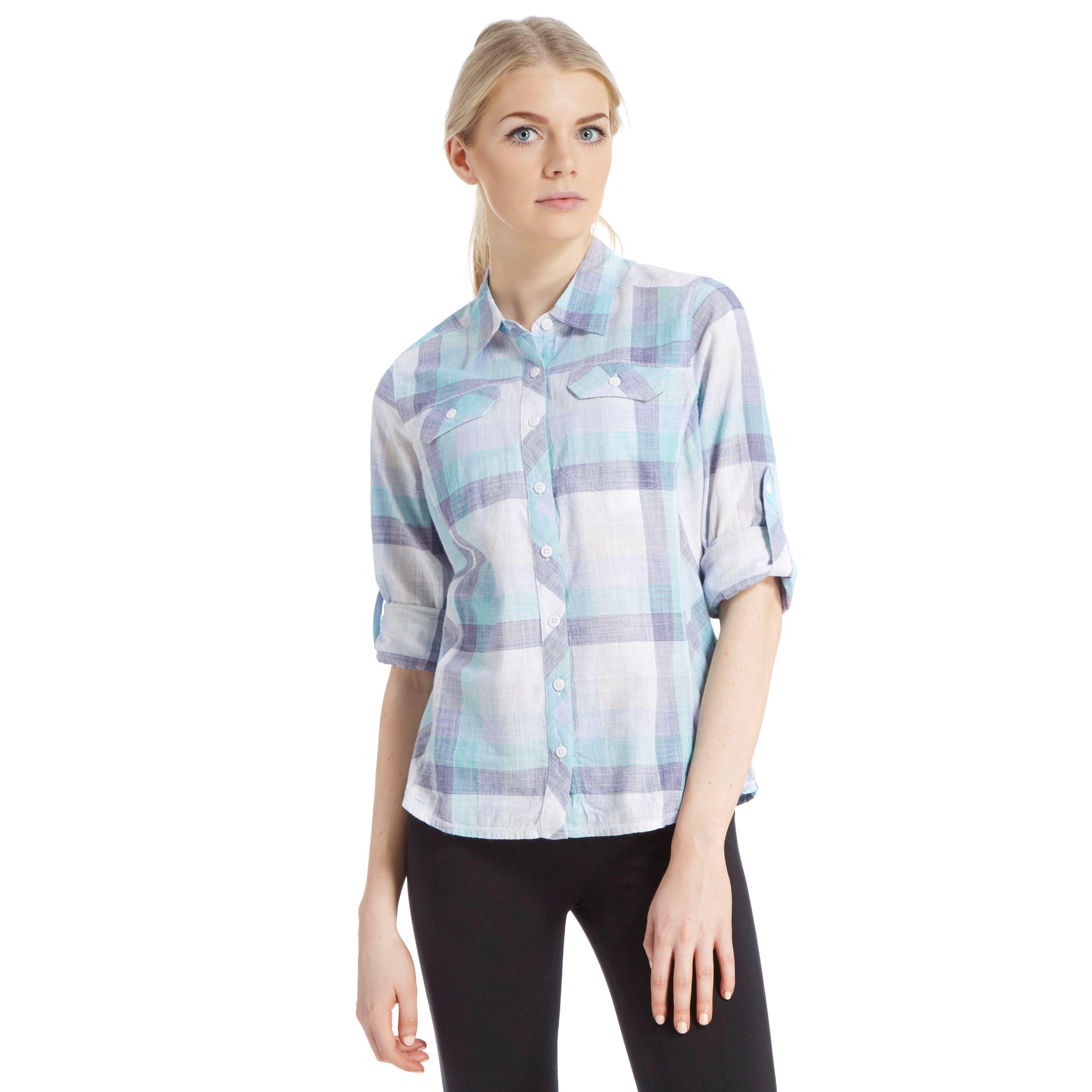 COLUMBIA Women's Camp Henry™ Long Sleeve Shirt