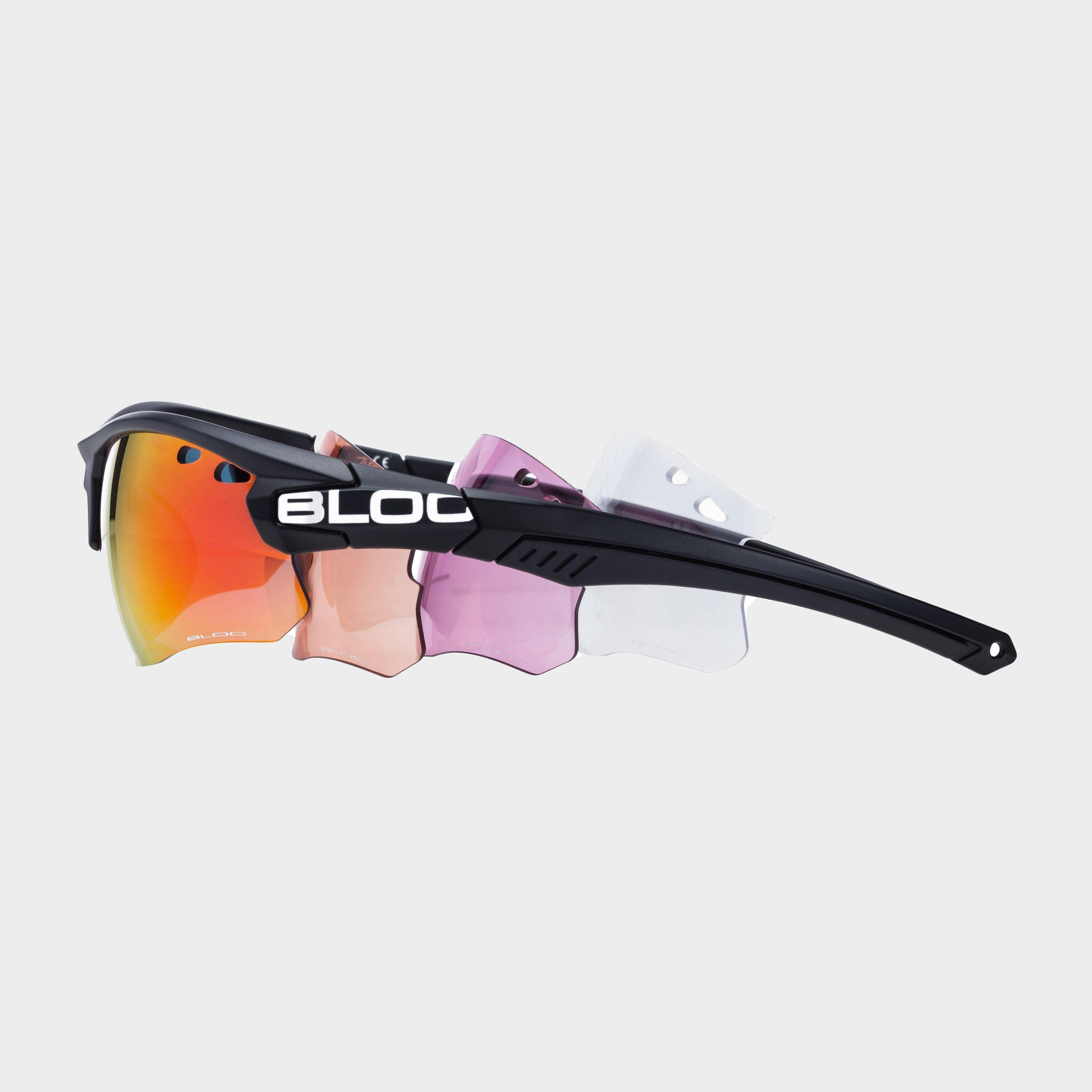Bloc Titan Xr630 Sunglasses - Black  Black