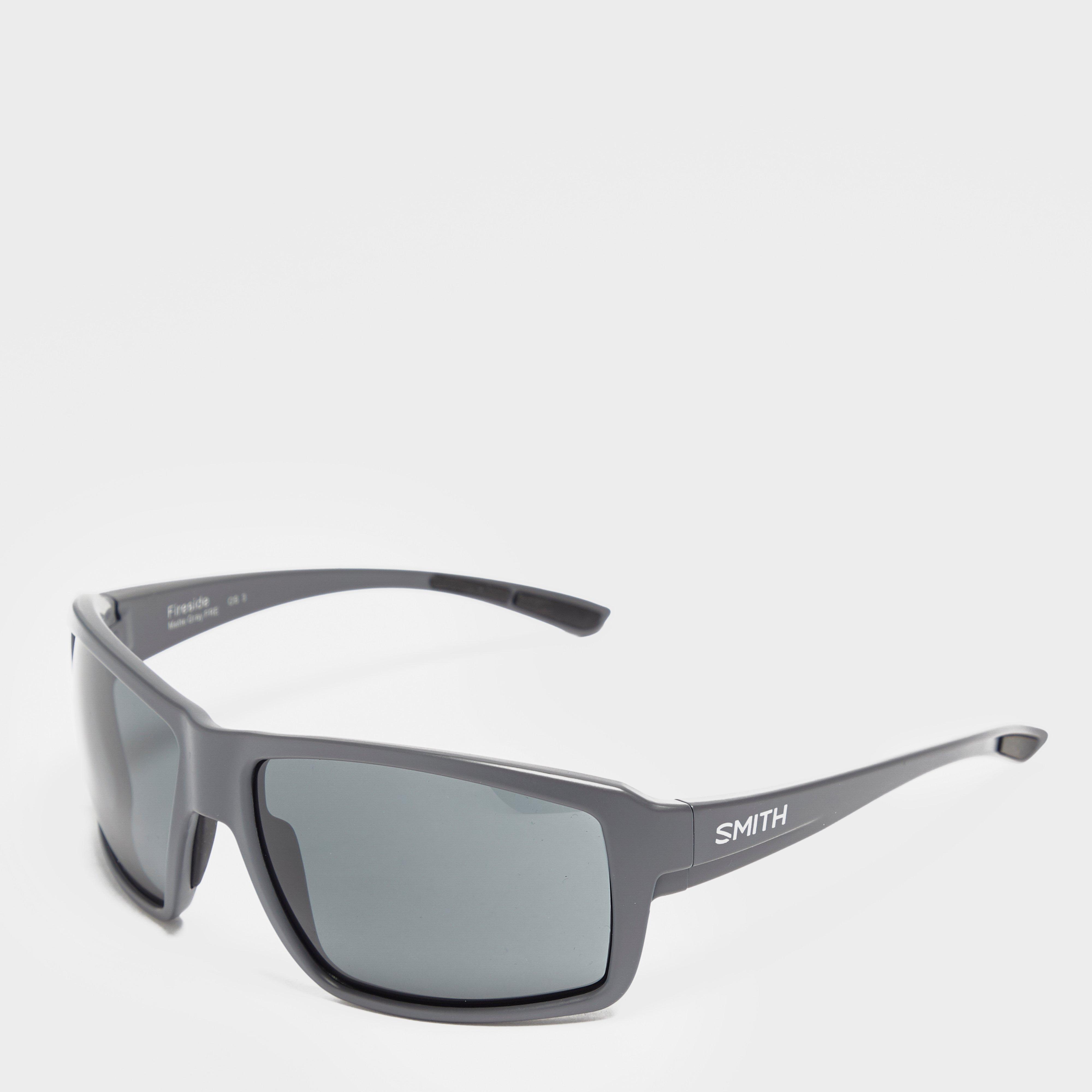 Smith Men's Fireside Sunglasses, Grey