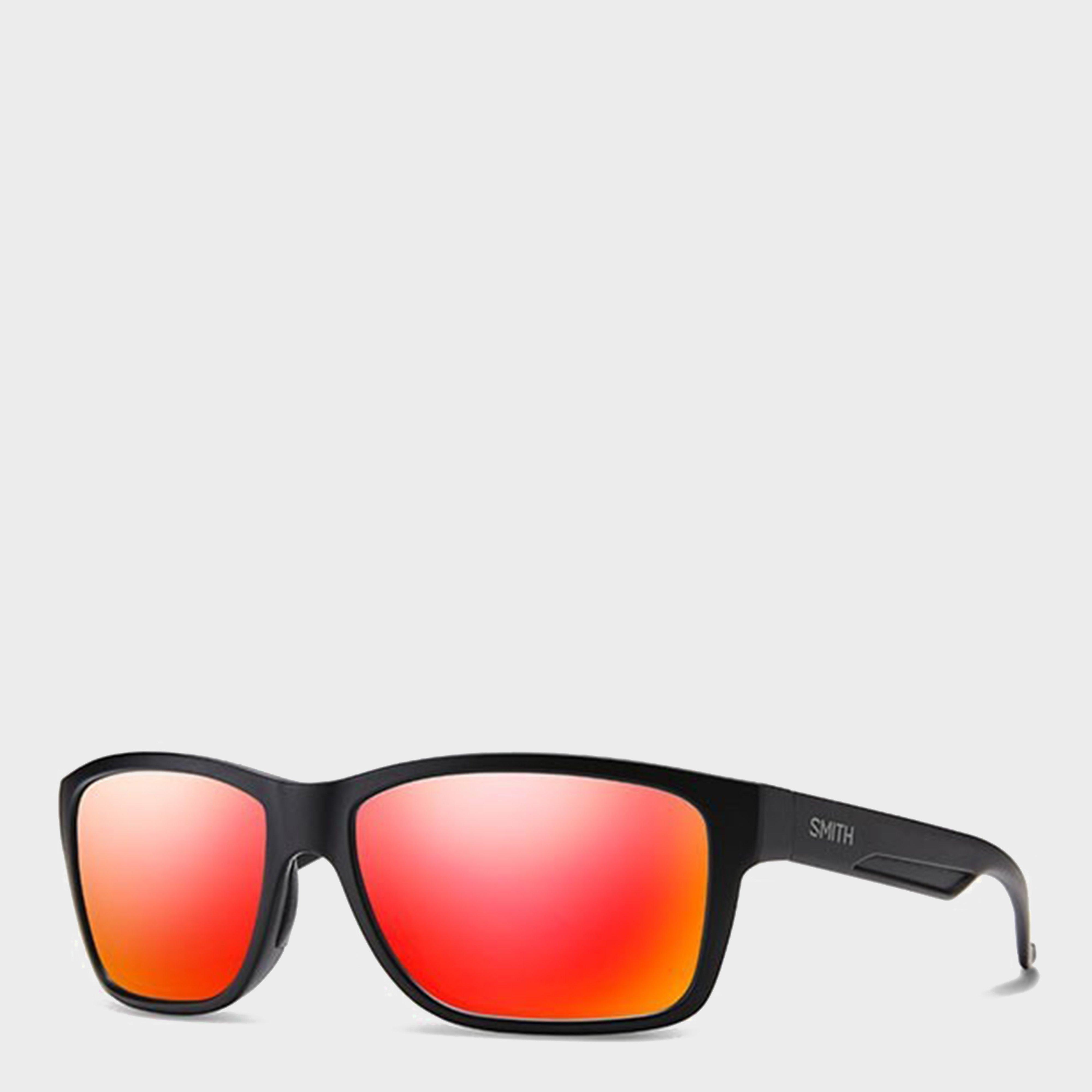 Smith Men's Harbour Sunglasses, Red