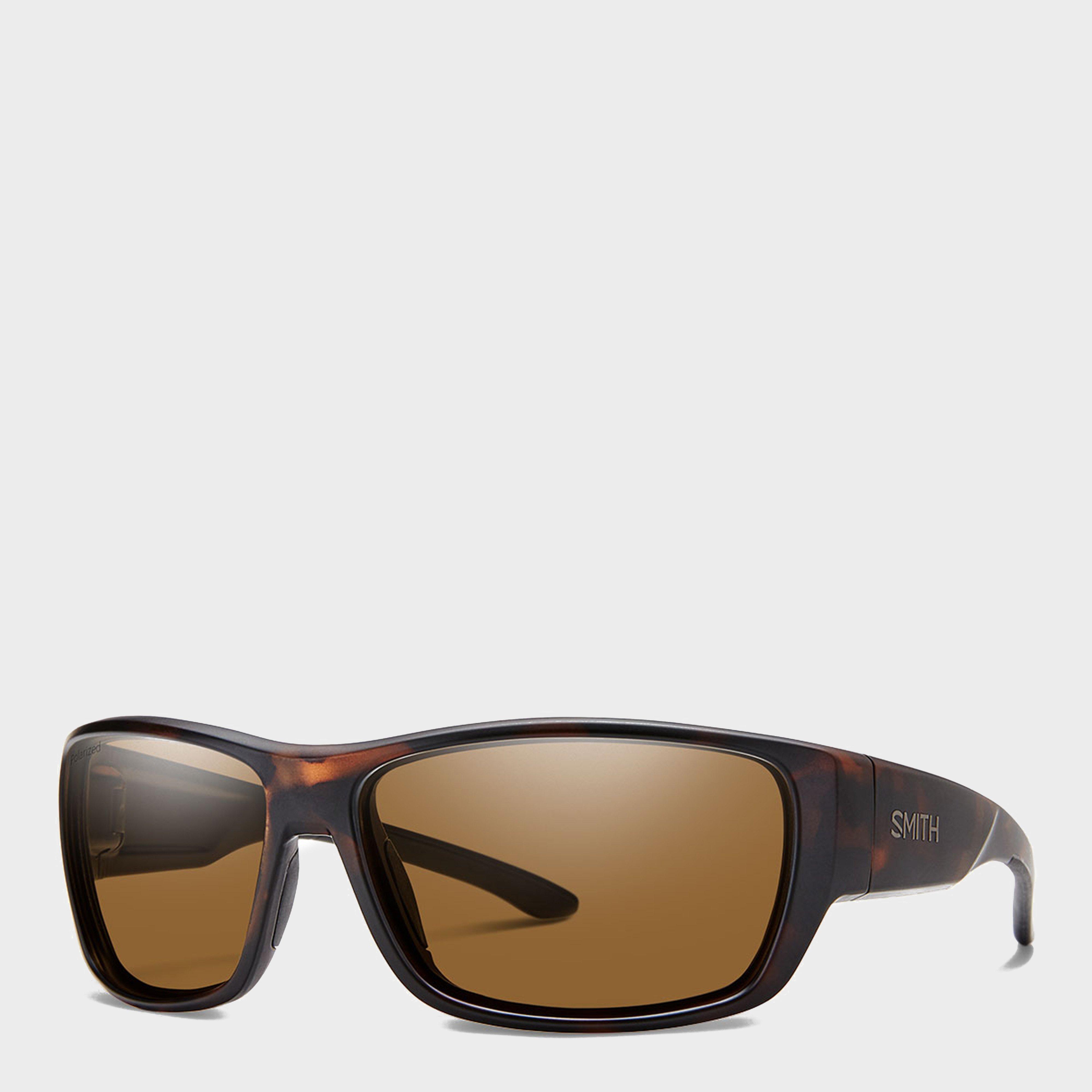 Smith Men's Forge Sunglasses, Brown