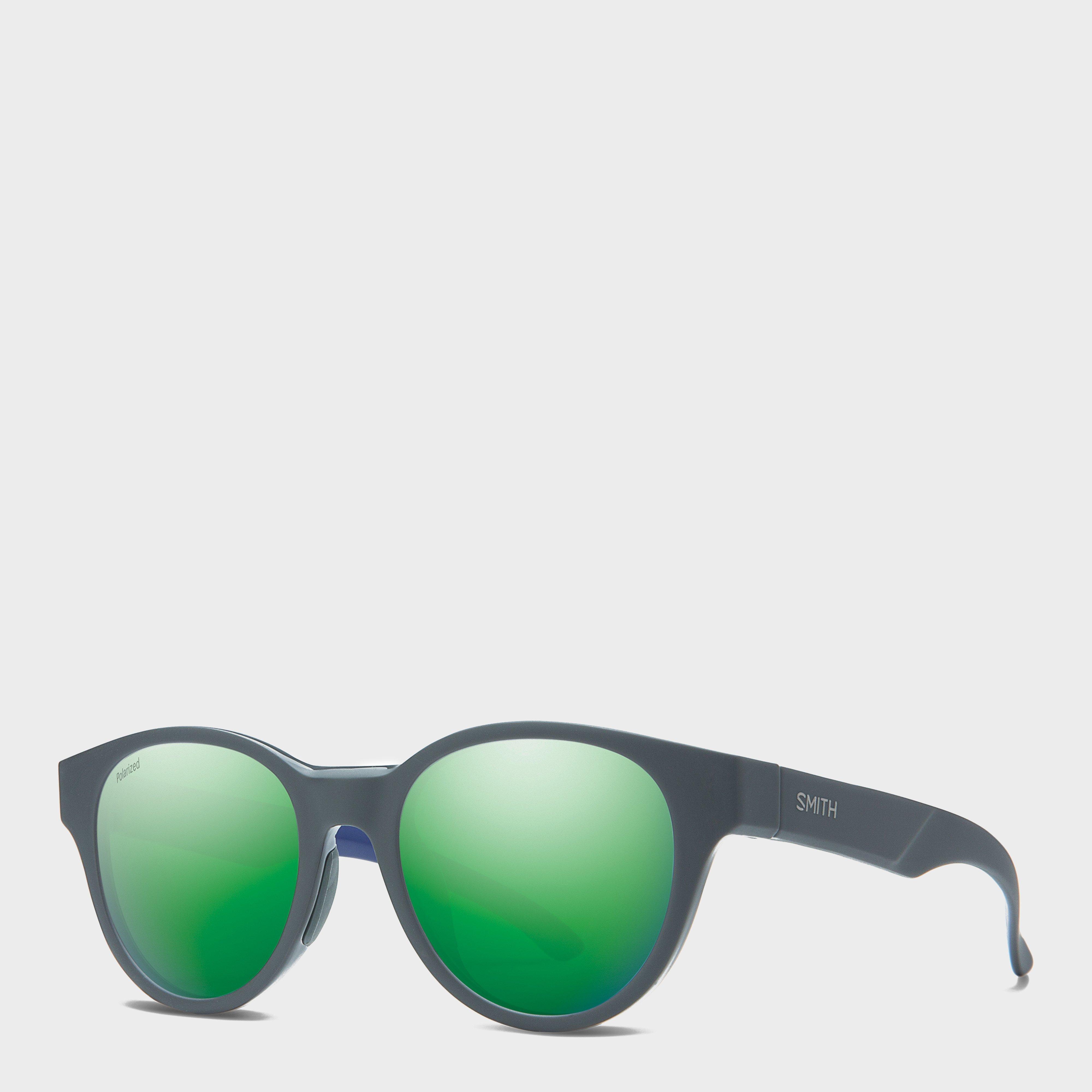 Smith Men's Snare Sunglasses, Grey