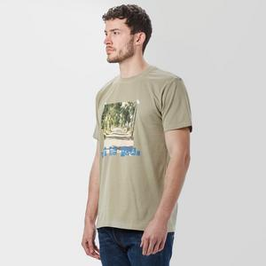 ONE EARTH Men's Hit The Road T-Shirt