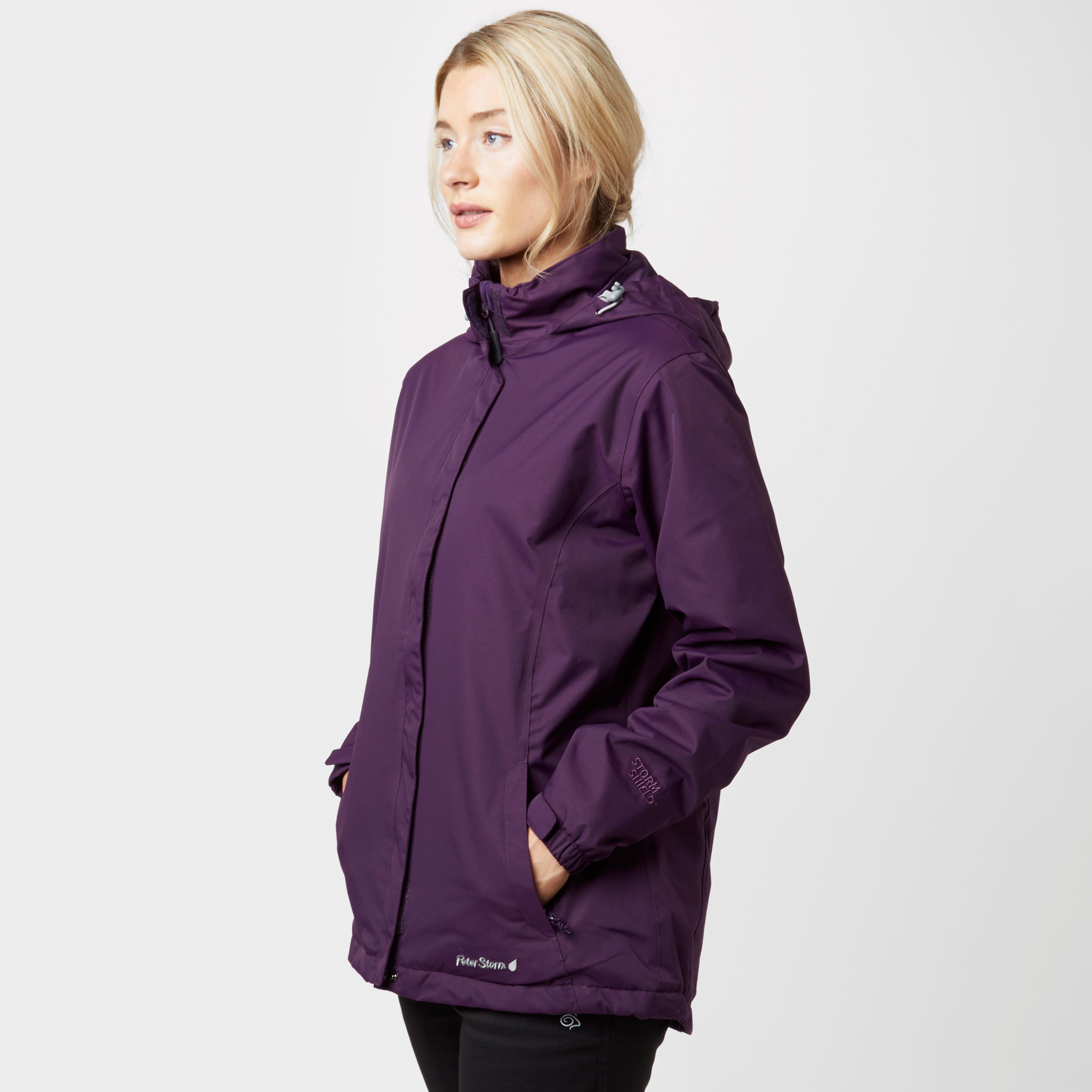 Peter Storm Women's Insulated Storm Jacket