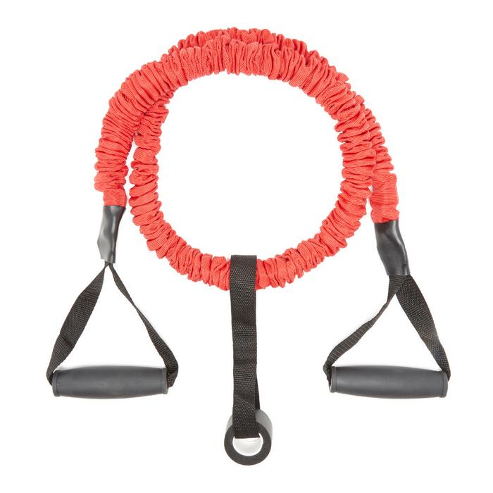 Outdoor Adventure Safety Resistance Tube for Weighted Bar (Pair)