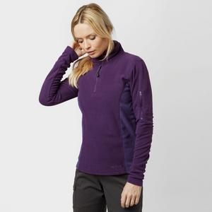 PETER STORM Women's Half Zip Panel Fleece