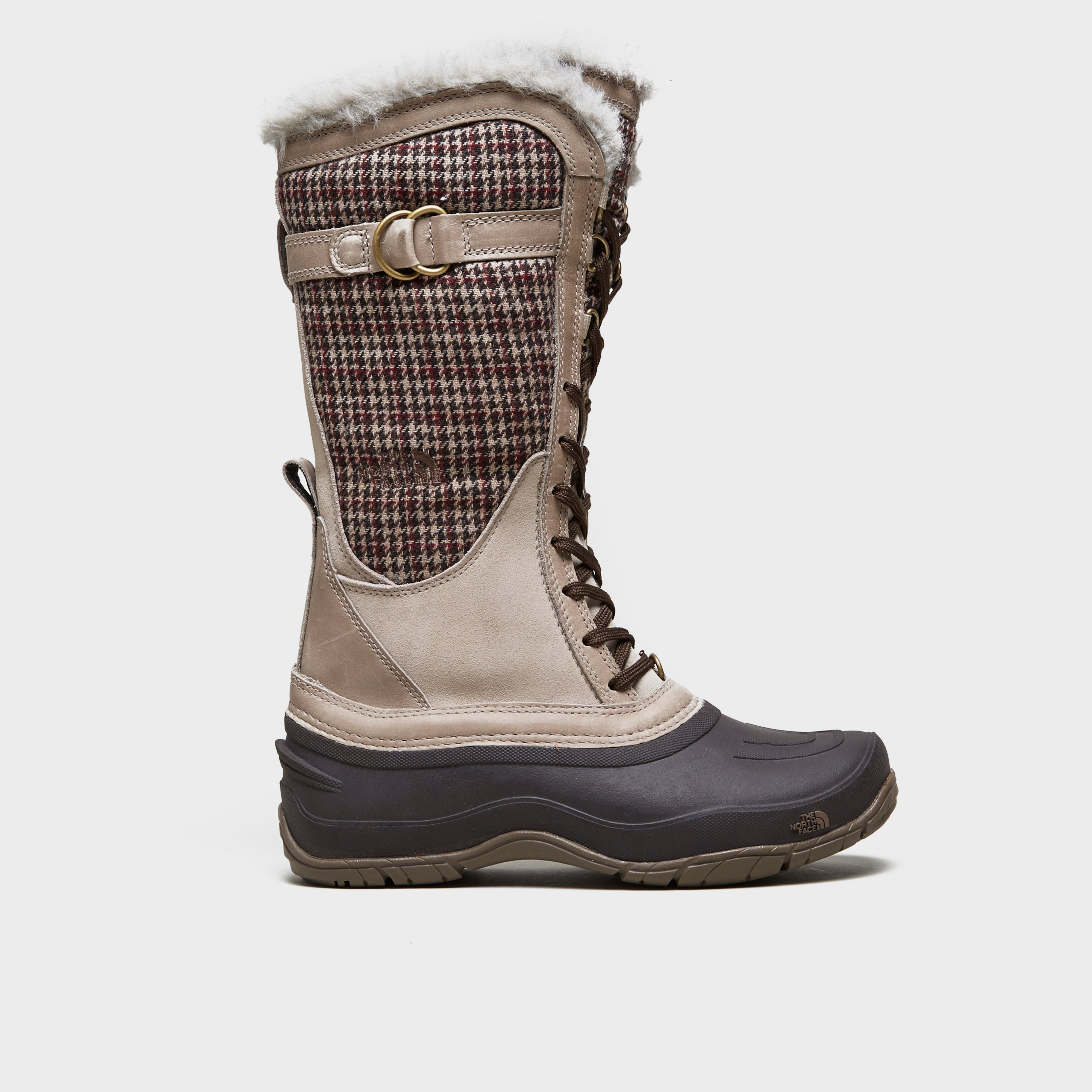 THE NORTH FACE Women's Shellista Lace Luxe Snow Boot