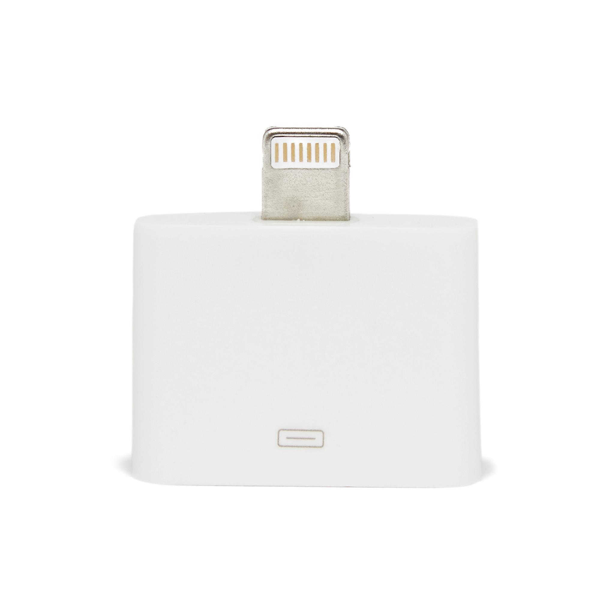 Design Go Lightning-30-Pin Adaptor, White