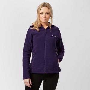 TECHNICALS Women's Element Full-Zip Interest Hooded Fleece