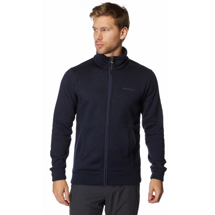 Mens Rydal Knit Fleece Jacket