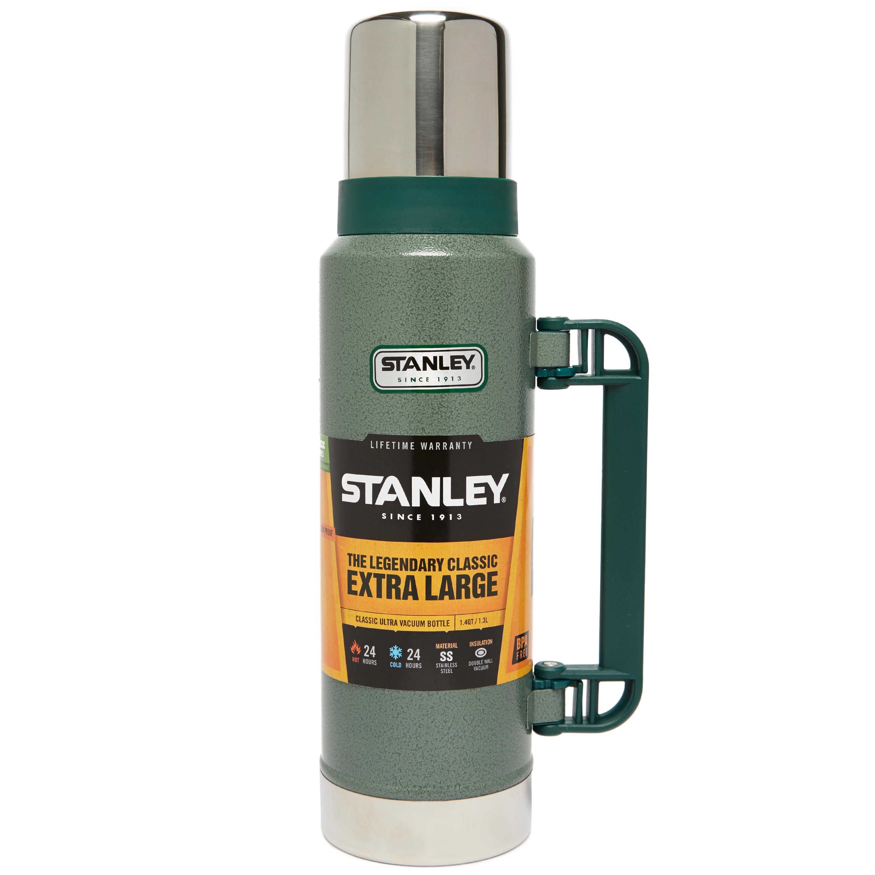 Stanley 1.3L Classic Flask  Green Green