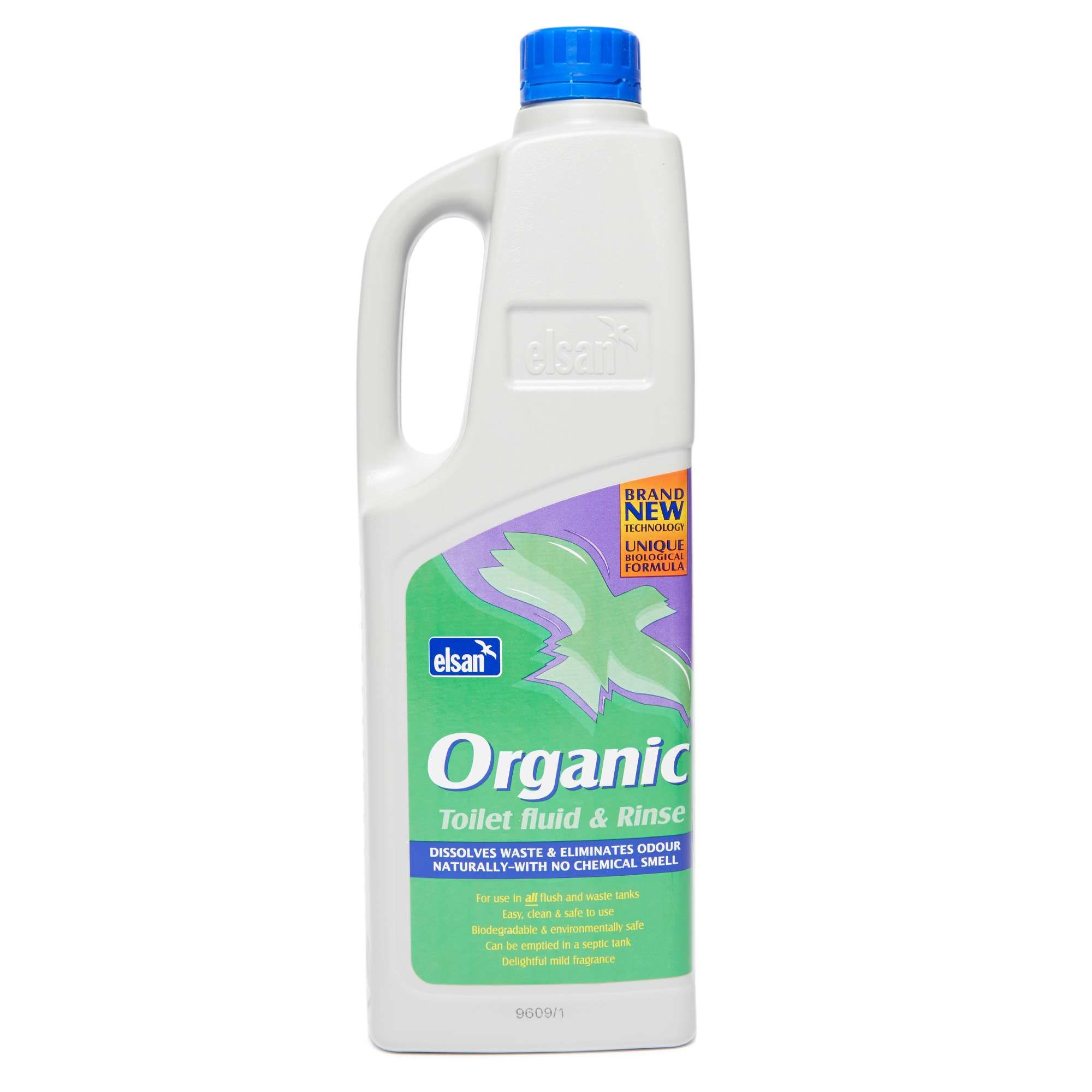 ELSAN Organic Toilet Fluid (2 Litres)