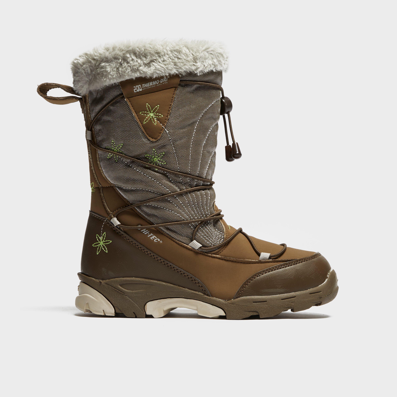 Hi Tec Womens Glencoe 200 Waterproof Apres Ski Boots