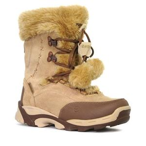 HI TEC Girls' St Moritz 200 Snow Boot