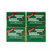 Waterproof Matches - 4x Boxes