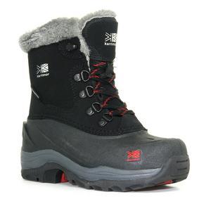 KARRIMOR Boys' Snow Fur Boots